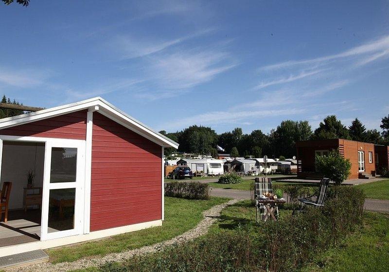 Mobilheim für 2 Gäste mit 20m² in Scharbeutz (122314), holiday rental in Scharbeutz