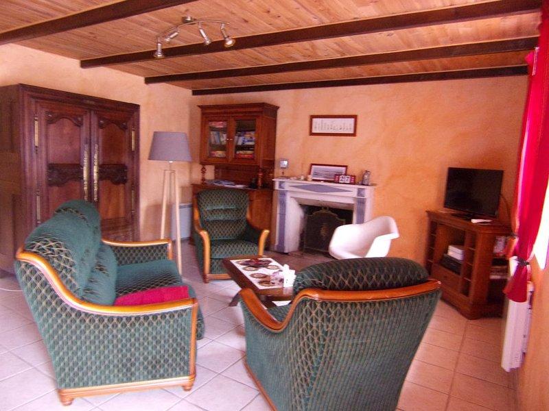 Gîte 2* à l'entrée de la Presqu'ile de Crozon (Châteaulin-Dinéault), location de vacances à Hanvec