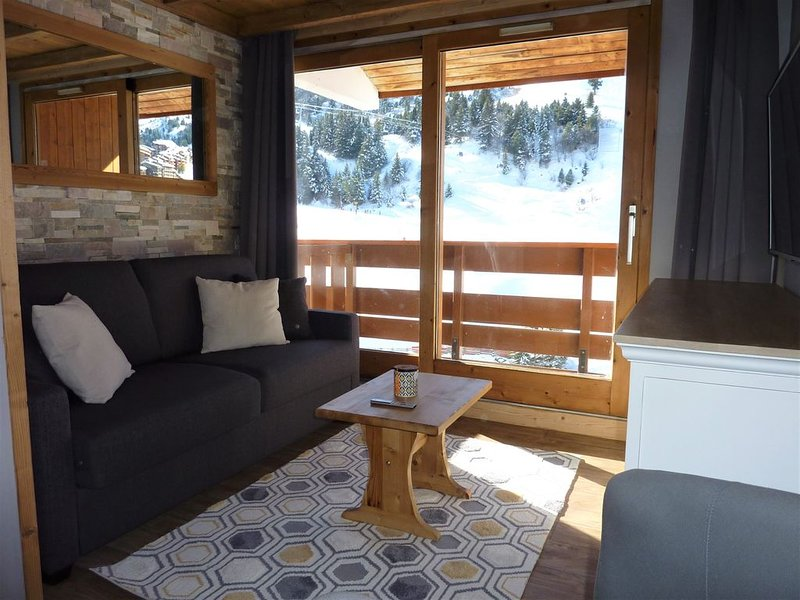 APPARTEMENT 3* 4 pers / 6 couchages MERIBEL-MOTTARET, holiday rental in Meribel