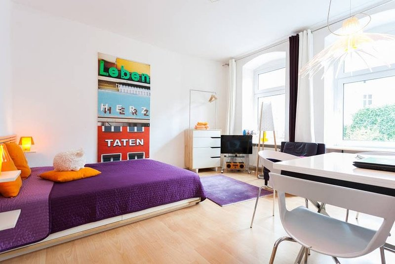 Gesundbrunnen Studio Apartment, location de vacances à Berlin