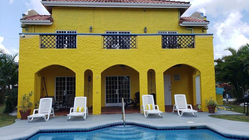 Tobago  Escape -Kias Villa – semesterbostad i Bon Accord
