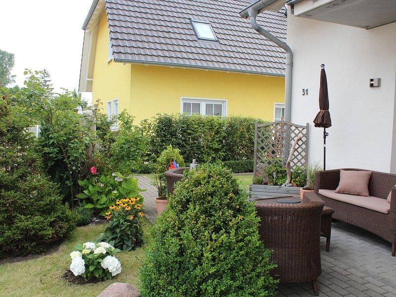 Von Gästen immer wieder gelobt:)) Terrassenwohnung max. für 4 Personen, casa vacanza a Bresewitz
