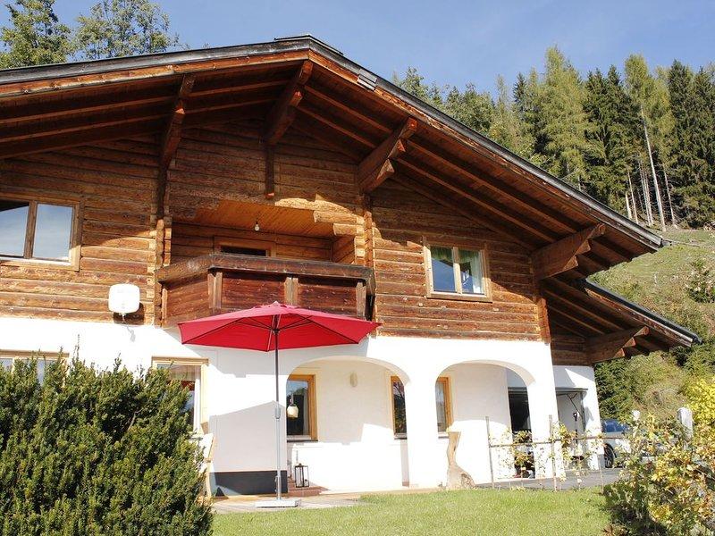 Der Ort für Ihr Gleichgewicht - Almsommer, Naturski, Hochkönig und Ski Amadee, holiday rental in Muehlbach im Pinzgau