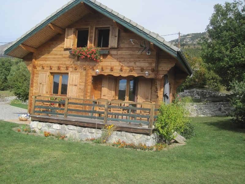 Chalet  individuel la  Marmotte, holiday rental in Prunieres