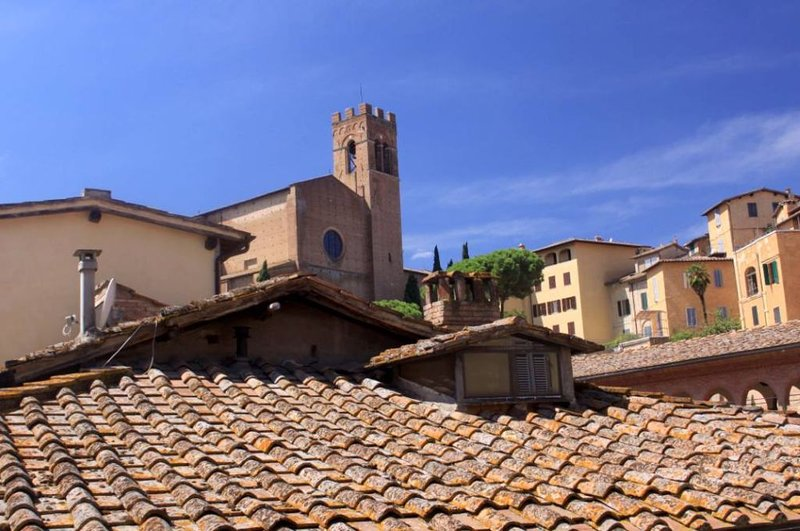 Sienne, appartement dans centre ville médievale, holiday rental in Moltacino