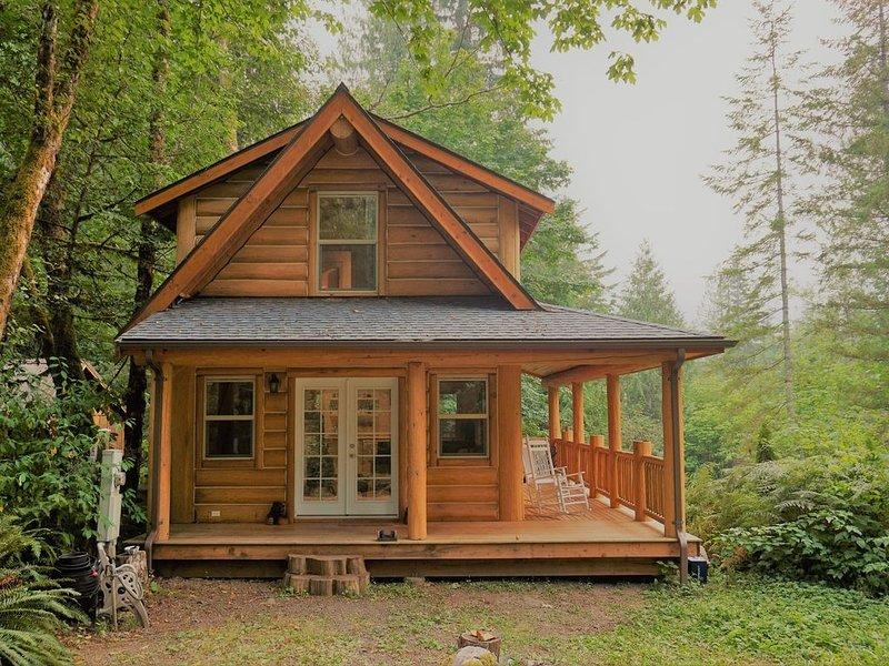 Mount Baker Cabin in the Woods, location de vacances à Glacier