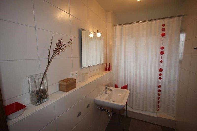 Appartement Bothe (Zandt) - petite salle de douche