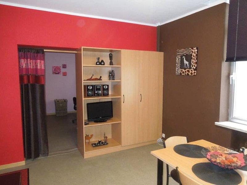 Liege: appartement dans immeuble au centre Ville, location de vacances à Trois Ponts