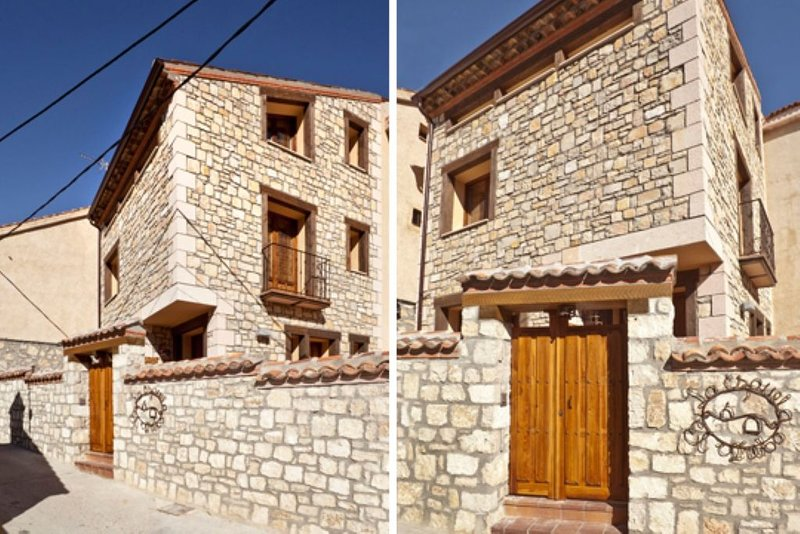 Casa rural La Espuela para 6 personas (alquiler íntegro), holiday rental in Sepulveda