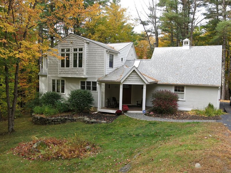 Gilford N.H. Mountain Home, 3BR, 2200SF, Gunstock Mtn, Winnipesaukee,, vacation rental in Gilford