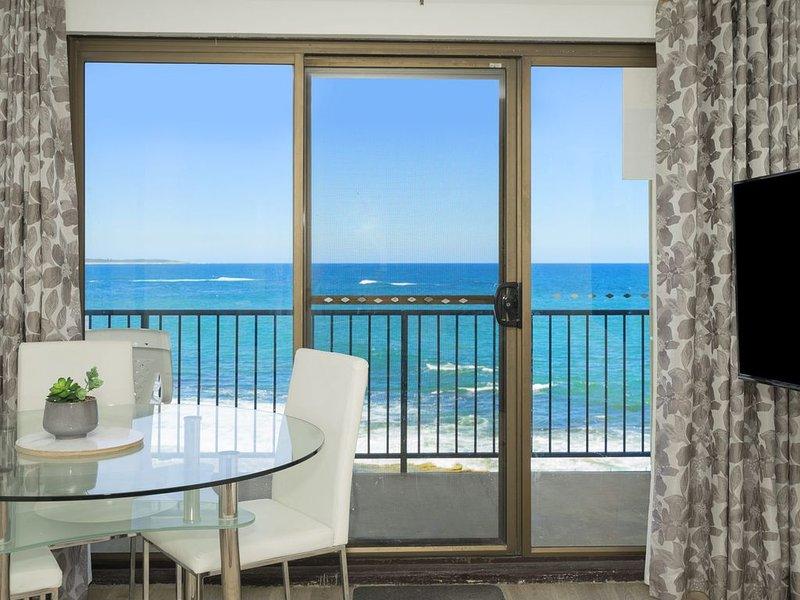 Stunning Ocean Views!, alquiler vacacional en The Entrance
