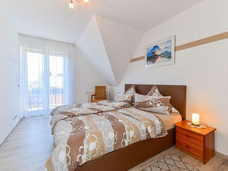 Ferienwohnung 02, 48 qm, 1 Schlafzimmer, max. 2 Personen, holiday rental in Wasserburg