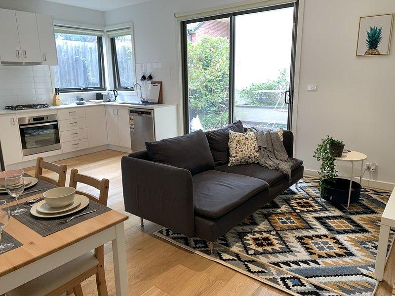 Cosy apartment * Clayton, casa vacanza a Murrumbeena