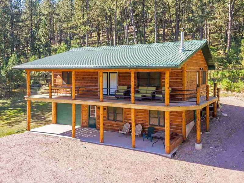 3 bedroom accommodation in Custer, holiday rental in Hot Springs