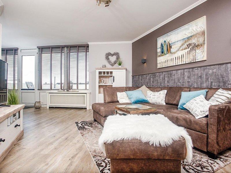 Appartement Herzensheimat Sylt im Kamperhof, location de vacances à North Friesian Islands