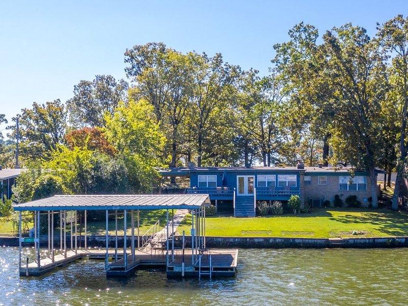 Echo Point Lake House - Lake Hamilton, casa vacanza a Bismarck