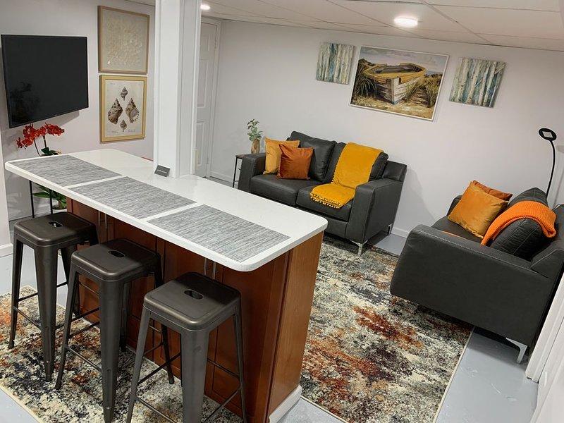 Cozy, Private, One Bedroom Apt in Crown Heights, holiday rental in Brooklyn