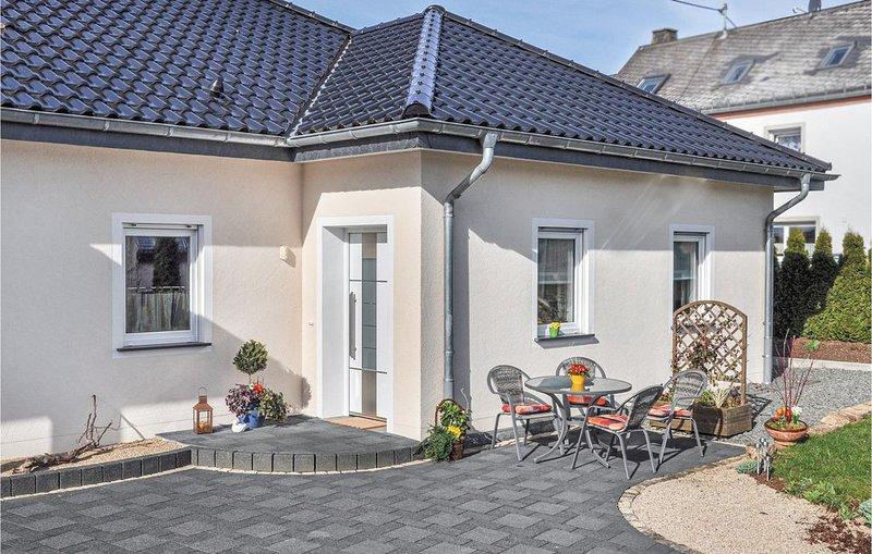 2 bedroom accommodation in Arzfeld, holiday rental in Bitburg