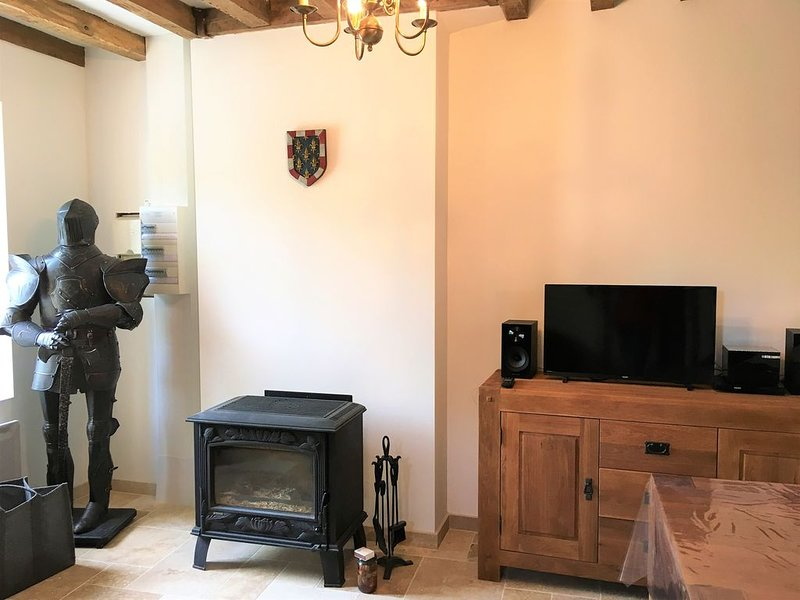 Entre châteaux et vignobles **, holiday rental in Cangey