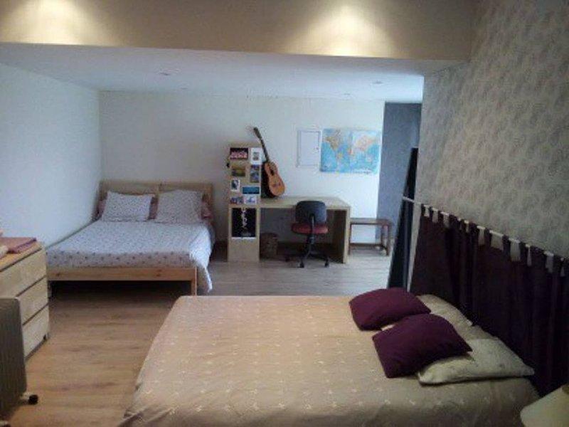 chambre dans maison de charme Hautes Pyrénées 1, holiday rental in Tarbes