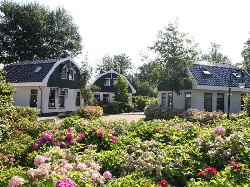 Wellness house with dishwasher, located in Schoorl, holiday rental in Schoorl