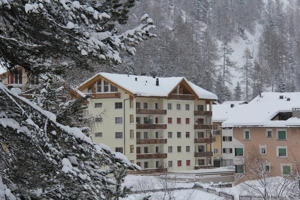Ferienwohnung Pontresina für 2 Personen - Ferienwohnung, holiday rental in Pontresina