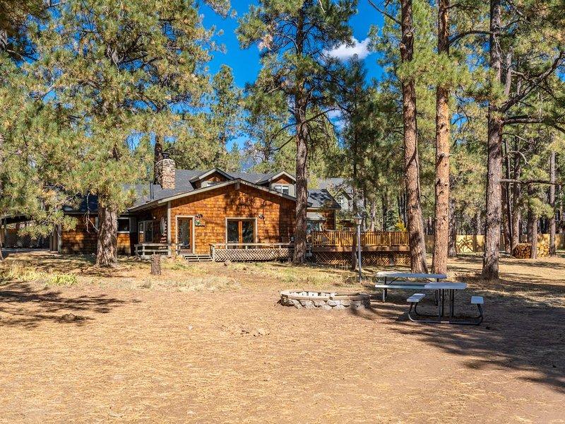 Magdalena Meadows Retreat.. Amazing Million Dollar Property on 3 acre property, Ferienwohnung in Flagstaff