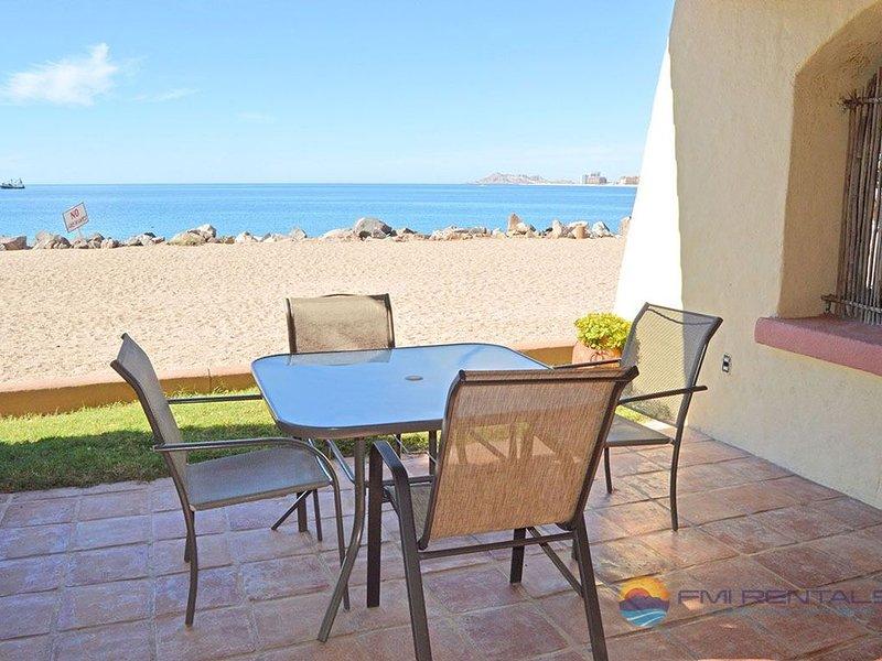 Marina Pinacate Three-storey Ocean-view Villa 17 By FMI Rentals (3 B/3.5 B), vacation rental in Puerto Penasco