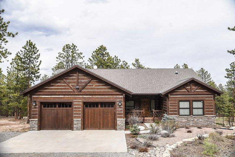 Pine Grove Cabin near Hot Springs & Colorado Trail, location de vacances à Buena Vista