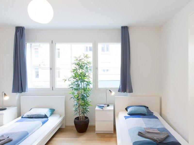 ZH Kreuzplatz II - HITrental Apartment, holiday rental in Zurich