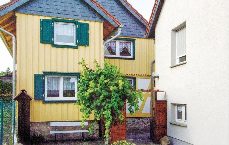 3 Zimmer Unterkunft in Timmenrode, location de vacances à Halberstadt