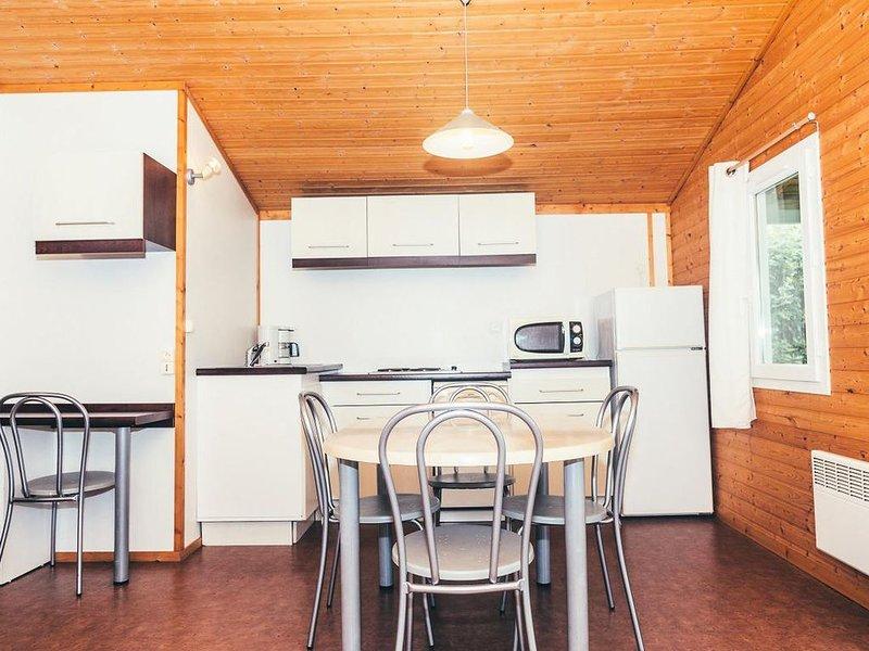 Terres de France -  Hameaux de Miel - Chalet 3 Pièces 6 Personnes, holiday rental in Le Pescher