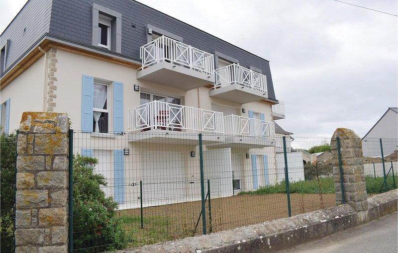 2 Zimmer Unterkunft in Saint Quay Portrieux, location de vacances à Saint-Quay-Portrieux