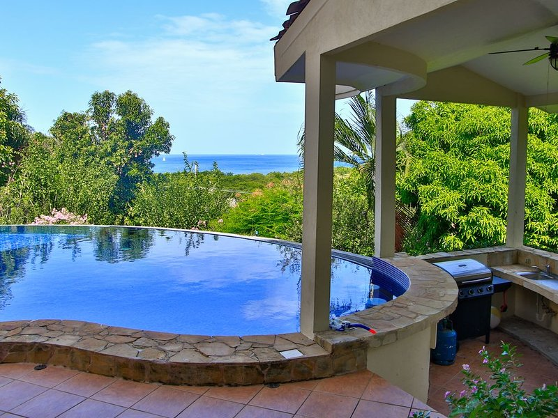 Create some memories in this Beautiful Ocean View Villa – semesterbostad i Las Catalinas