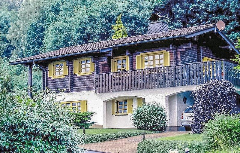2 Zimmer Unterkunft in Bodenfelde, vacation rental in Delliehausen