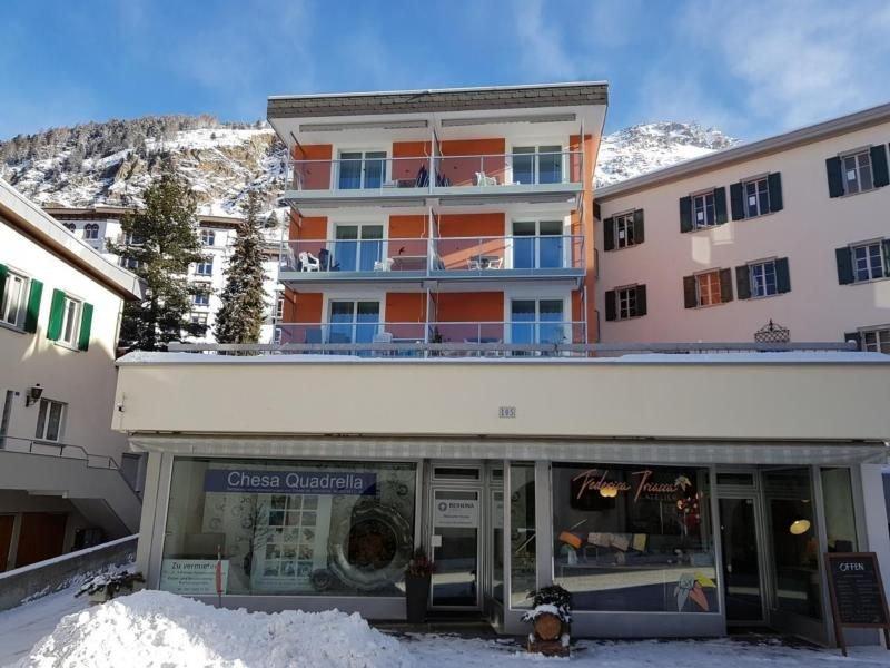Ferienwohnung Pontresina für 4 - 6 Personen mit 2 Schlafzimmern - Ferienhaus, holiday rental in Pontresina