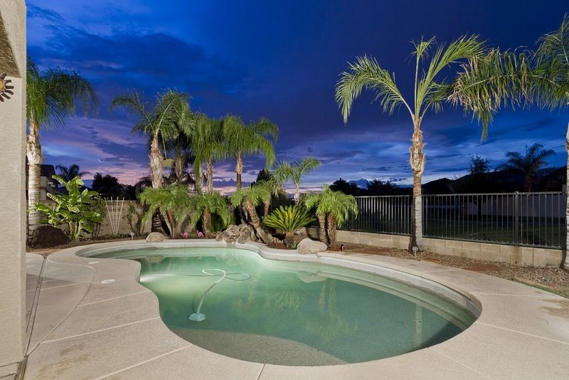 Augusta on the Green, East Mesa Ranch Home, vacation rental in Mesa