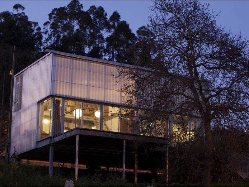 Modern Holiday Home with Terrace, Garden and Barbecue, aluguéis de temporada em Meano