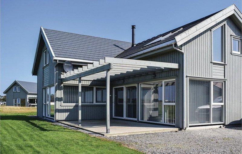 5 Zimmer Unterkunft in Kleppe, holiday rental in Bryne