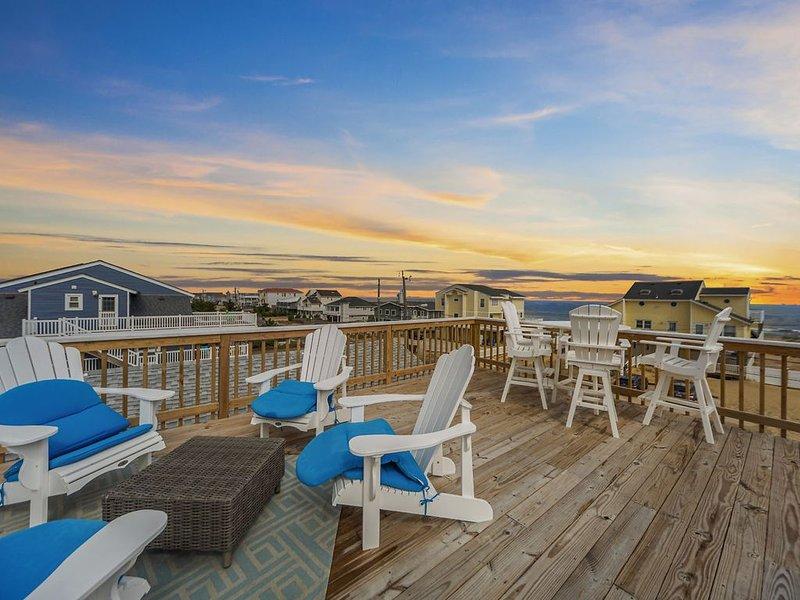 A Key West Heart with amazing views of the East, alquiler de vacaciones en Virginia Beach