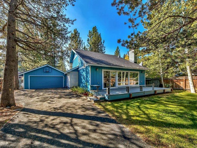 Navahoe Charming Remodeled Cabin 3 bedrooms, 2 full baths, casa vacanza a Echo Lake