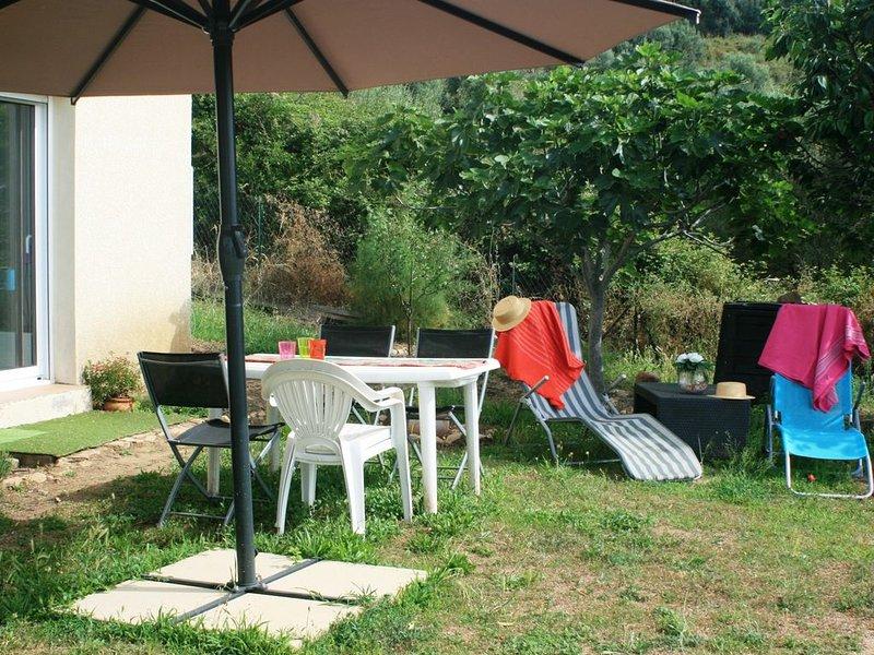 nid douillet au calme et dans la verdure à proximité du centre d'Ajaccio., location de vacances à Alata