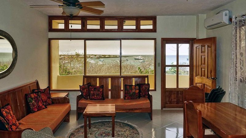 Galeodan Amberjack Suite - Your Family Home in Paradise, holiday rental in Galapagos Islands