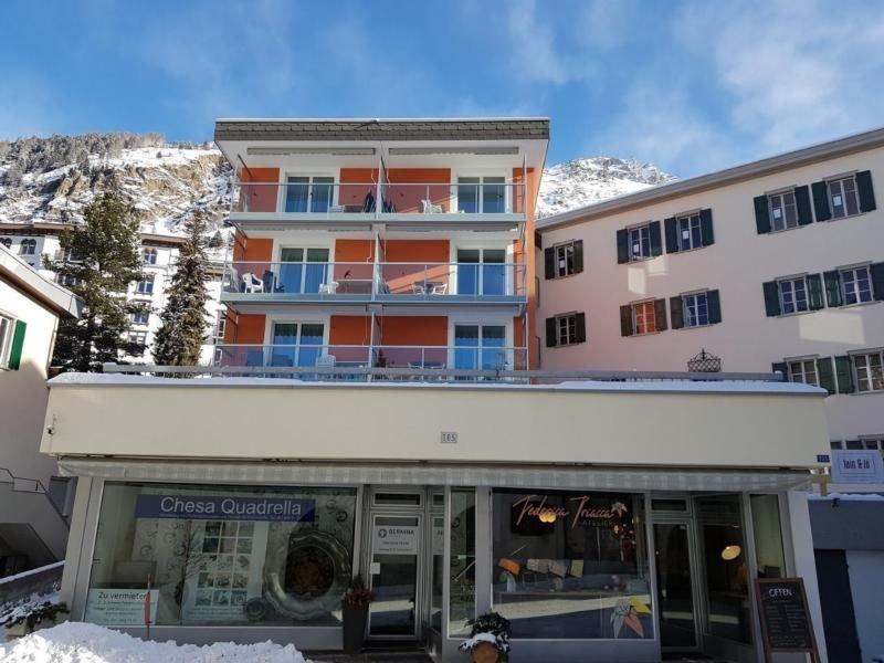 Ferienwohnung Pontresina für 2 - 4 Personen mit 1 Schlafzimmer - Ferienwohnung, holiday rental in Pontresina