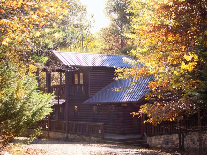 Castlewood Trails at Beavers Bend near Broken Bow Lake, vacation rental in Broken Bow
