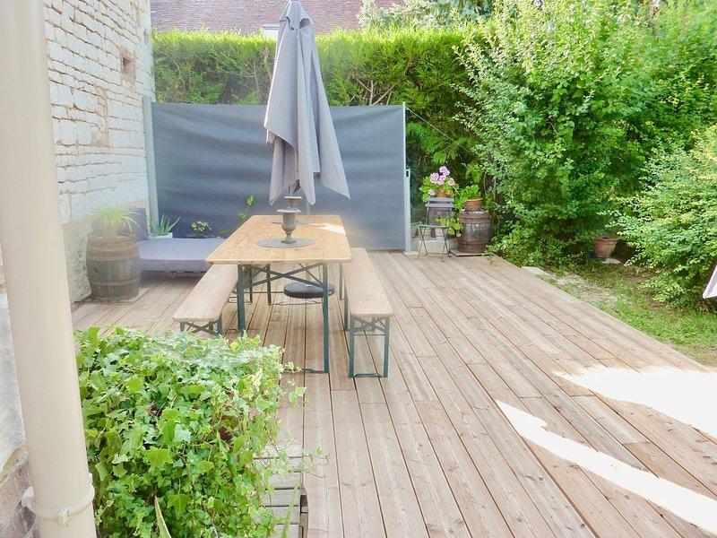 Maison 15 personnes idéale fêtes., holiday rental in Villiers-sur-Tholon