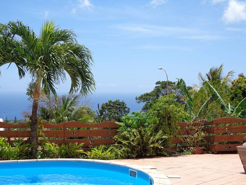 Gîtes entre Mer et Montagne, holiday rental in Matouba