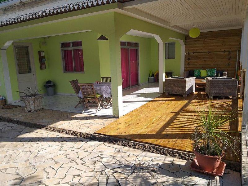 VILLAK'NEL VACANCES AU SOLEIL, location de vacances à Riviere-Pilote