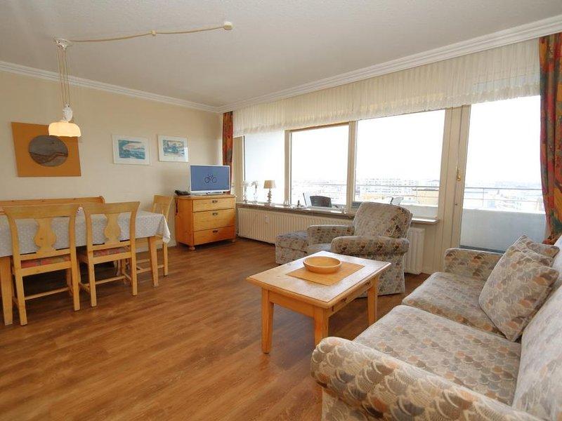 Haus am Meer14 - App. 132 OB, location de vacances à North Friesian Islands