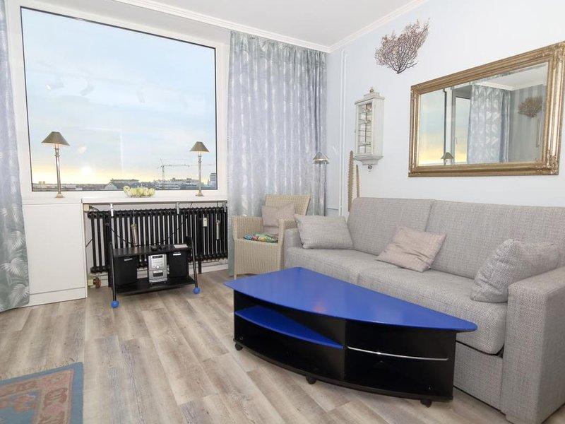 App. Nehlsen 61 W   Lage: Das Appartementhaus steht an der Fußgängerzone Wilhelm, holiday rental in Sylt-Ost